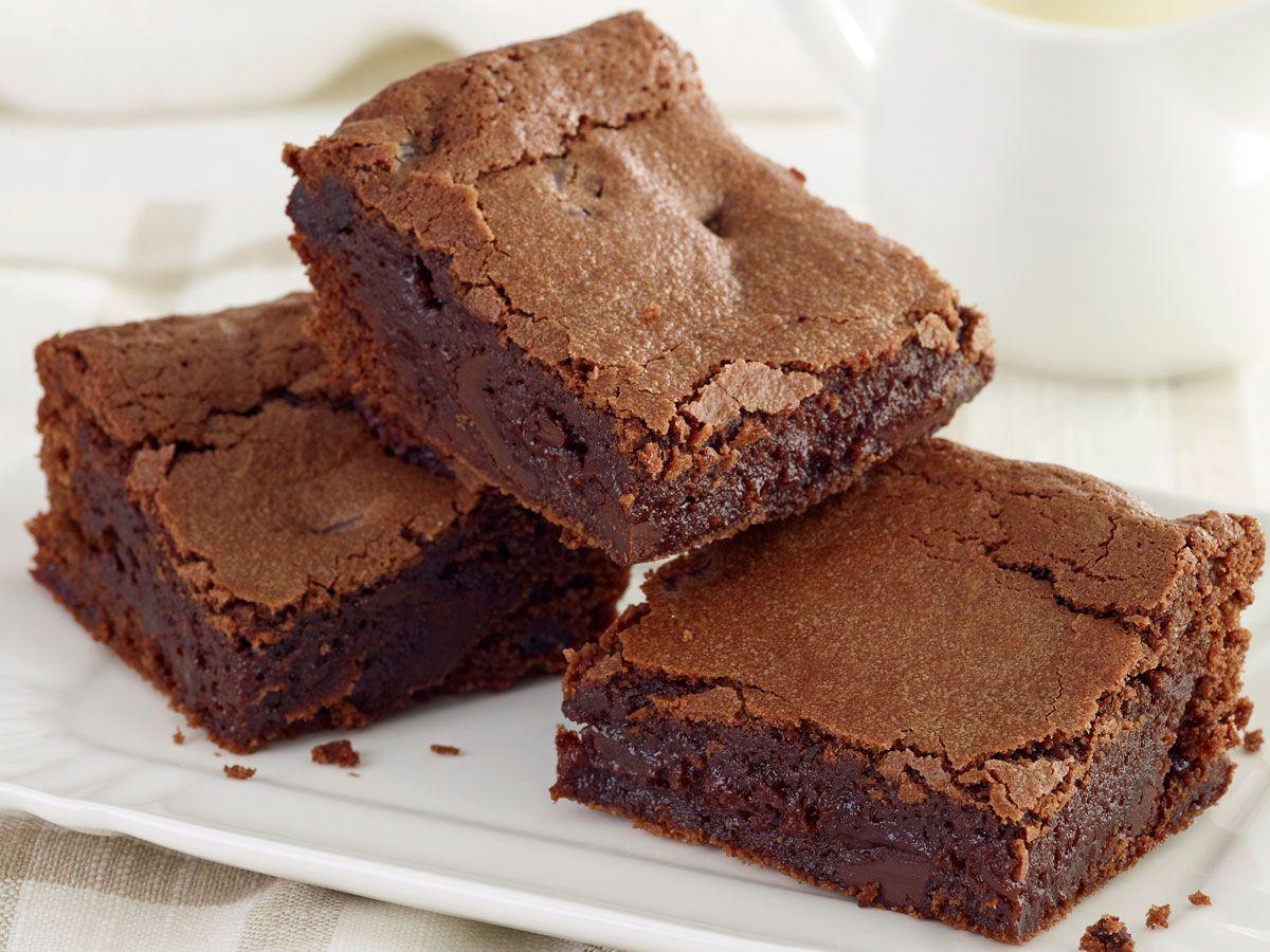 Backrezepte brownie kuchen