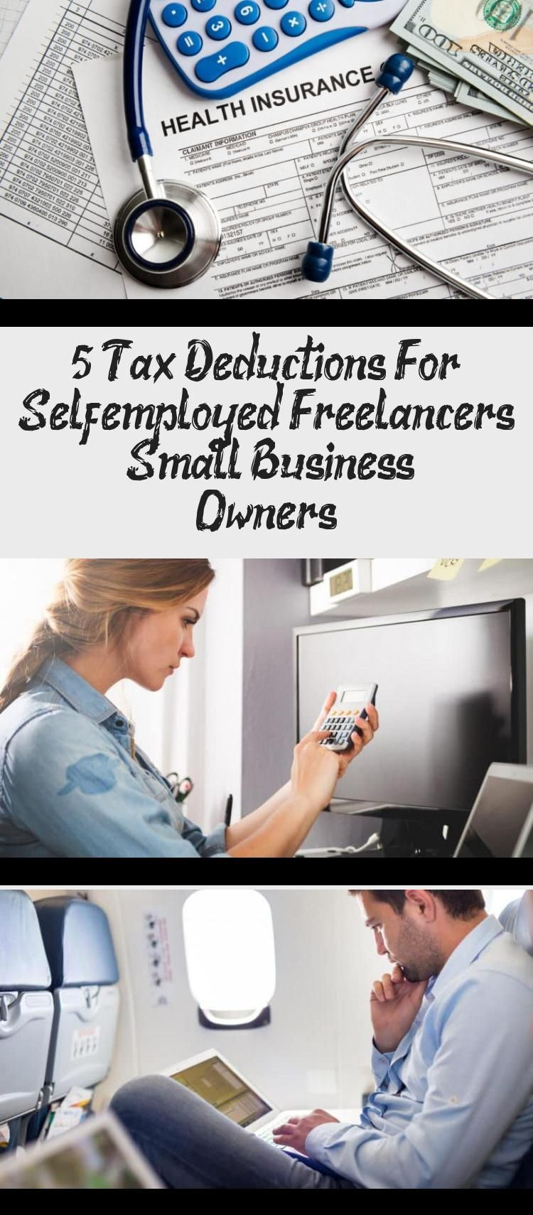 5 Tax Deductions For Self Employed Freelancers Small Business