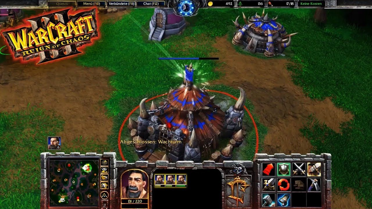 Warcraft 3 Reforged Beta How To Win The Orc With Iq Play