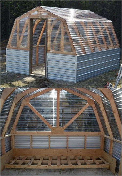 20 Free DIY Greenhouse Plans You\u0027ll Want To Make Right Away - free wooden christmas yard decorations patterns