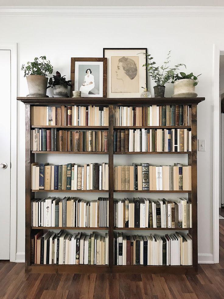 Boho Living Room Home Style Neutral Bookshelves Cheap Home Decor Home