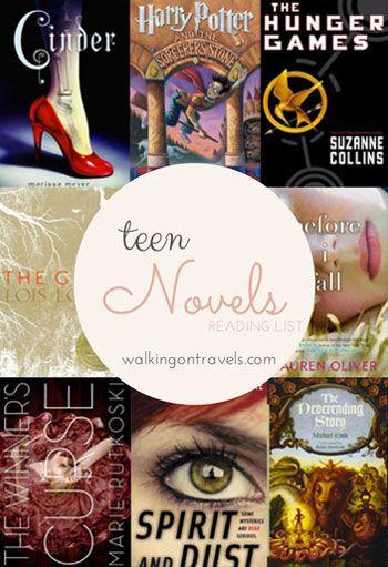 Best Selling Teen Books 108