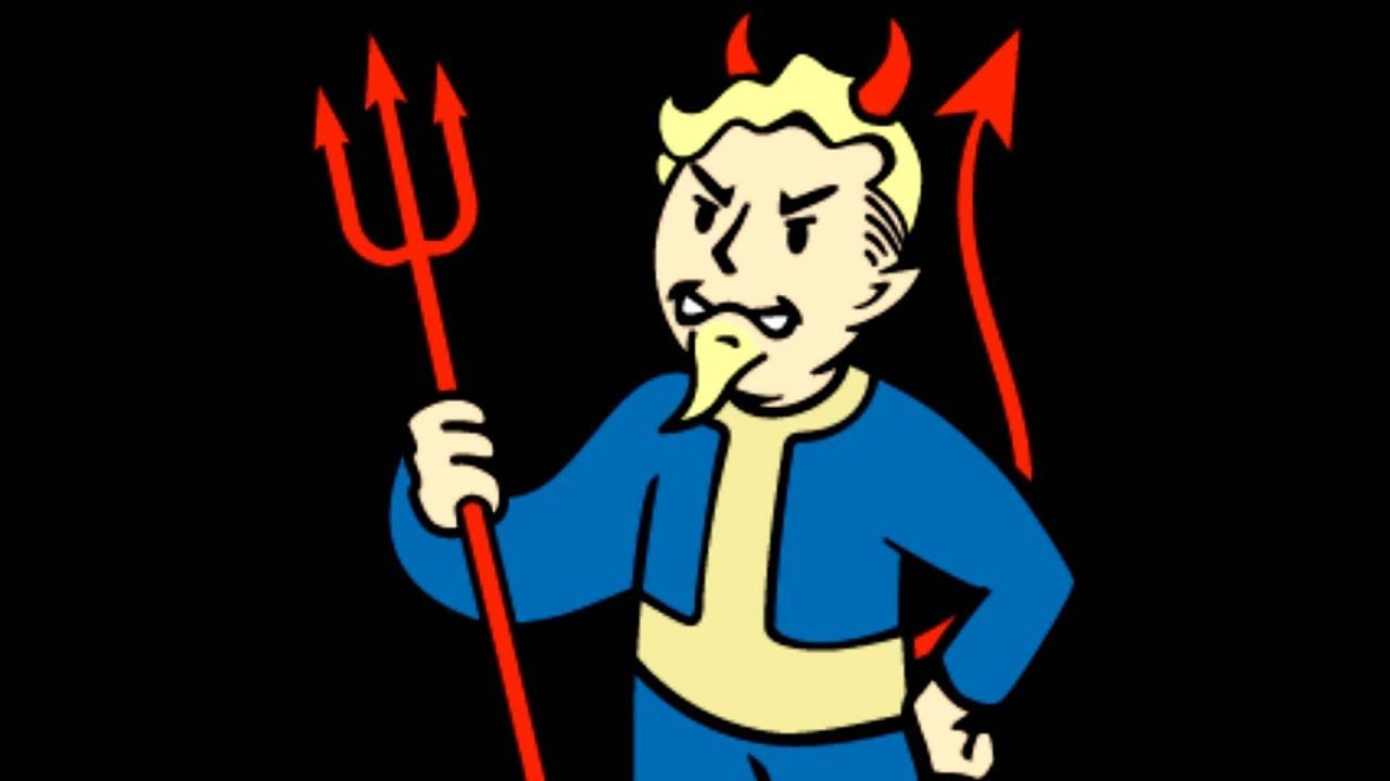 Image result for evil fallout 3