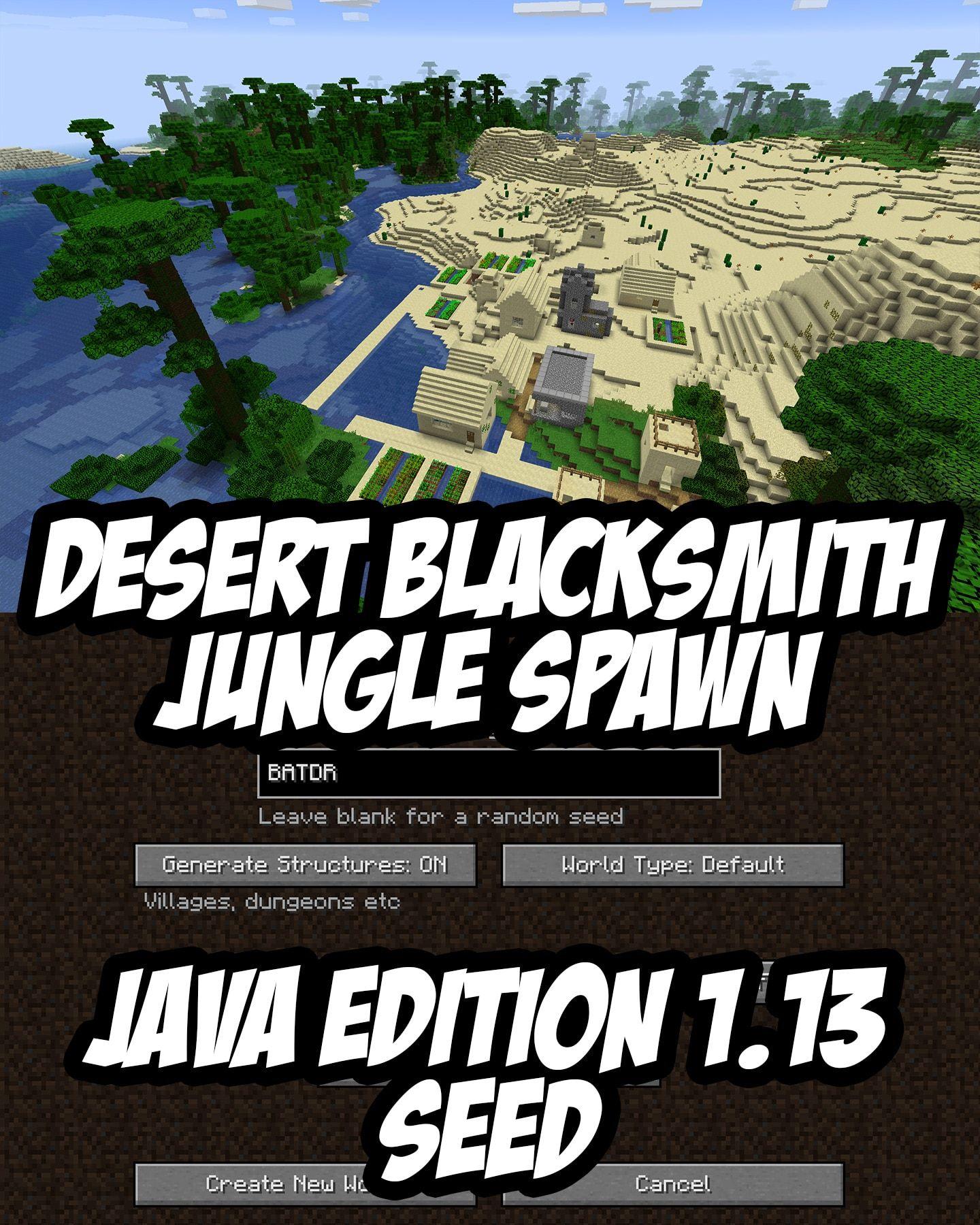 1 13 Seed Batdr 62971715 Minecraft Blueprints Minecraft Designs Minecraft Tutorial