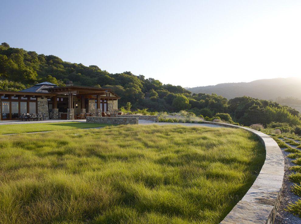 terrific modern home landscaping