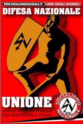 LA SUBURRA DELLA POLITICA. | UNIONE PER IL SOCIALISMO NAZIONALE