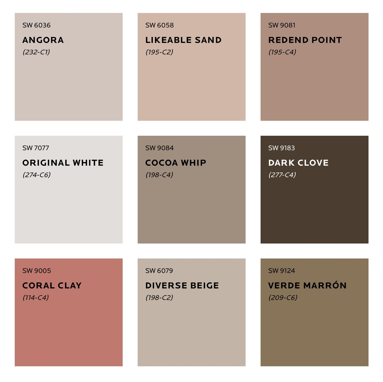 Colour Trends For 2020 Sherwin Williams Forecast Flamingo Cocktail Paint Colors For Home Trending Paint Colors Paint Trends