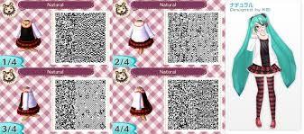 Bildergebnis Für Animal Crossing New Leaf Qr Codes Qr Code