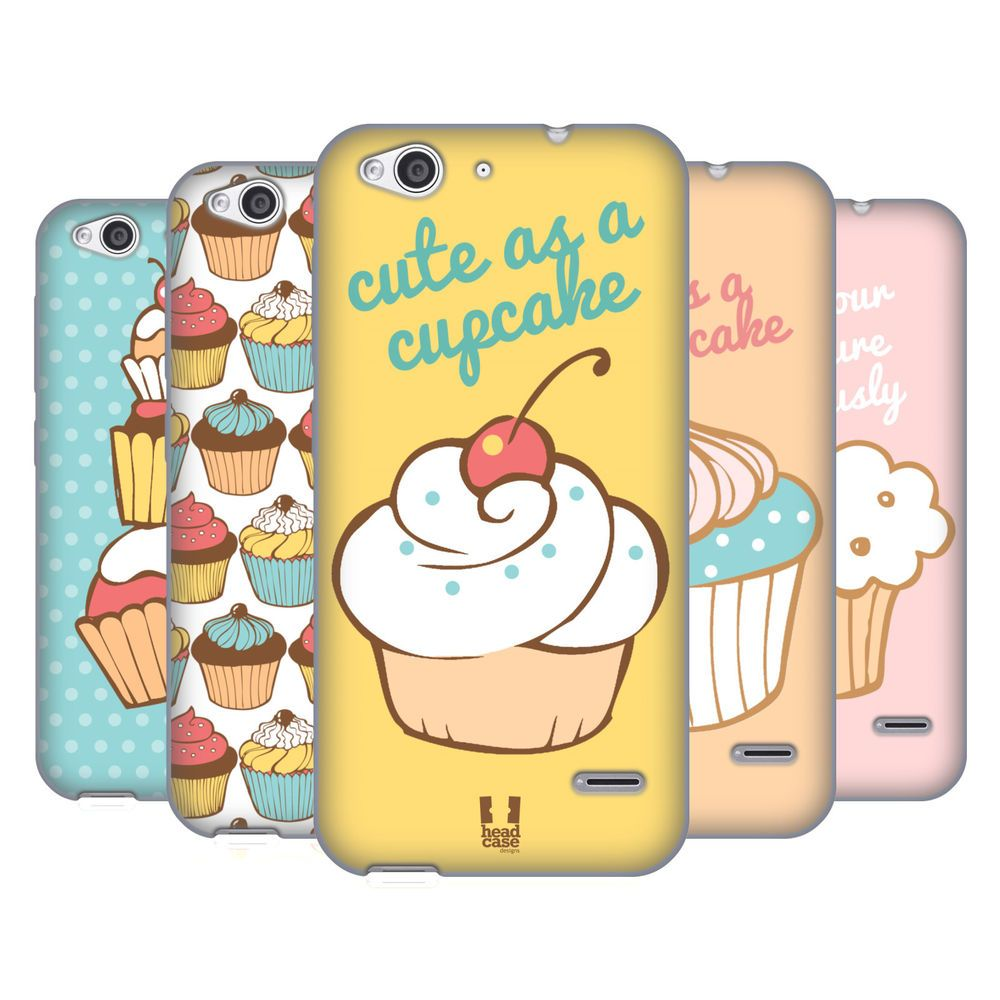 Waschmaschine clipart  HEAD CASE DESIGNS CUPCAKES SOFT GEL CASE FOR ZTE PHONES | Hannah ...
