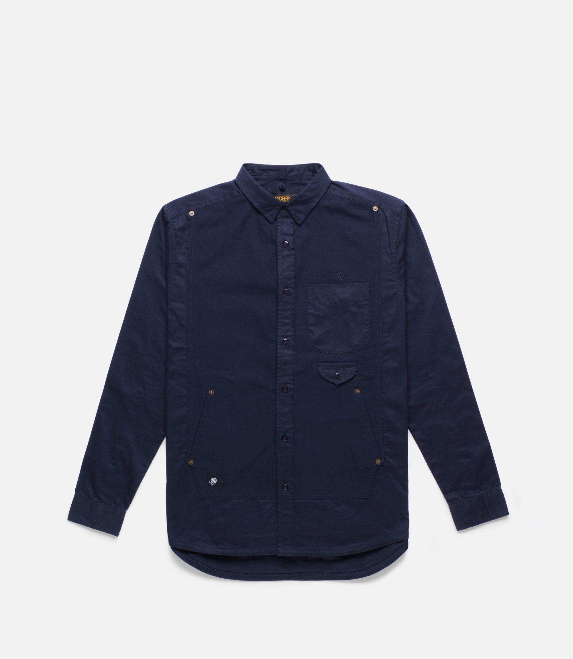 Carpenter Shirt Navy Carpenters Shirts 10 Deep Clothing Shirts