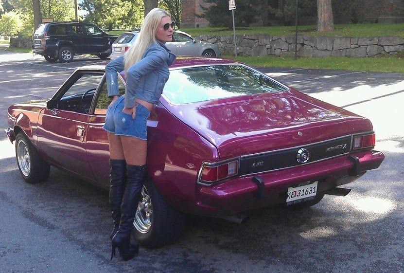 1973 Amc Hornet Body Color Bumpers