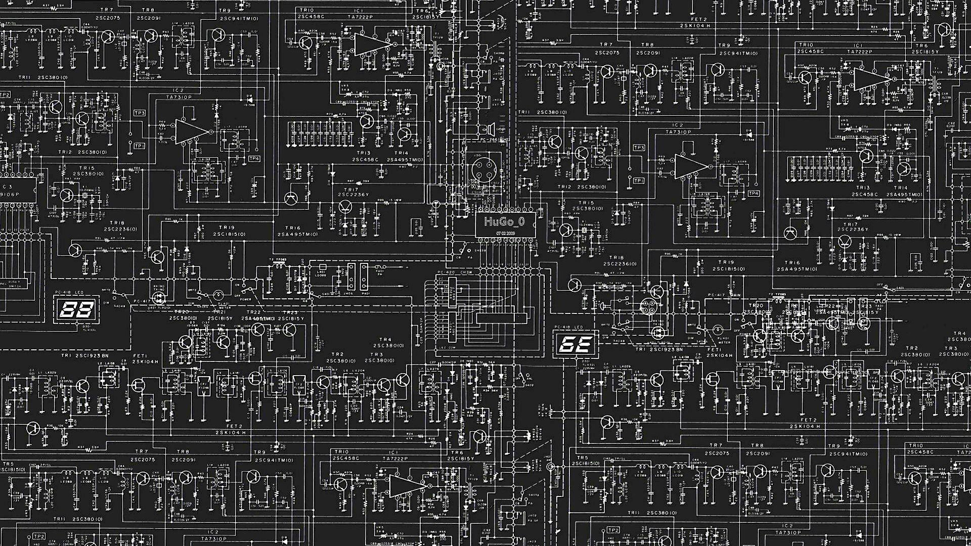 Engineering Wallpaper 1920x1080 44986 Electronics Wallpaper Computer Engineering Science Images