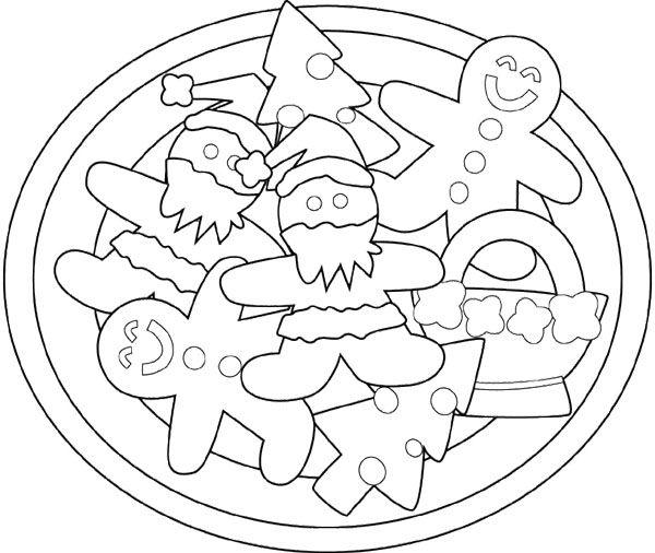 Pin de Christmas Galore en Coloring Pages | Pinterest
