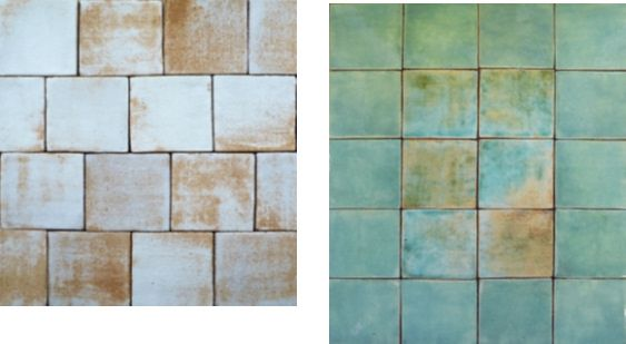 Handmade Wall Tiles Terracotta Wall Tiles Architectural Wall Tiles
