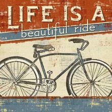 Wall mural - Pela Studio - Beautiful Ride I
