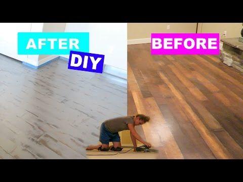 Painting Laminate Floors, Paint Over Laminate Flooring