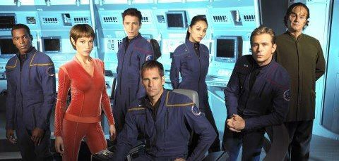Crew of Star Trek Yoyager