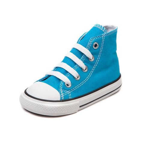 a42f4297a579 Shop for Toddler Converse All Star Hi Sneaker in Blue Danube at Journeys  Kidz. Shop