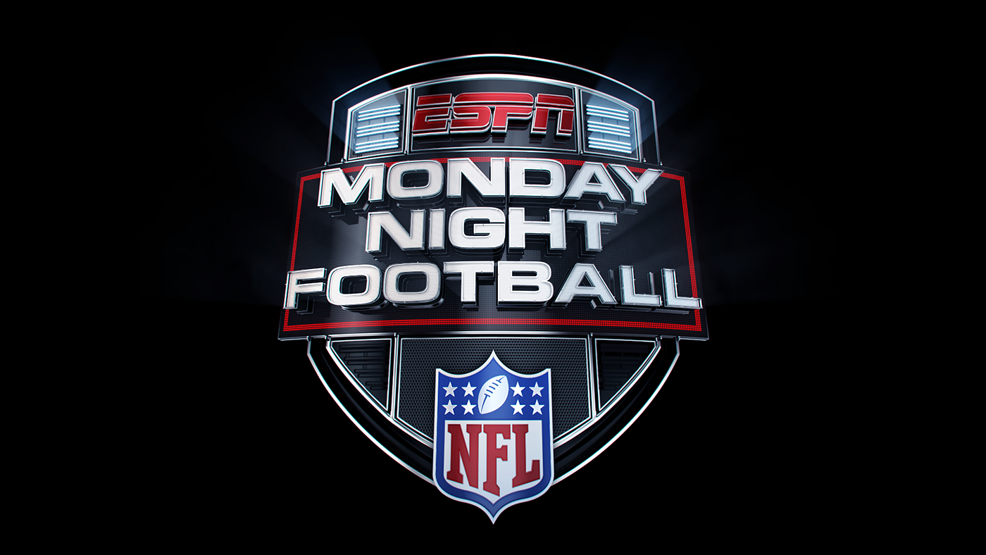 Espn Monday Night Football Game Package On Behance Monday Night Football Game Monday Night Football Monday Night