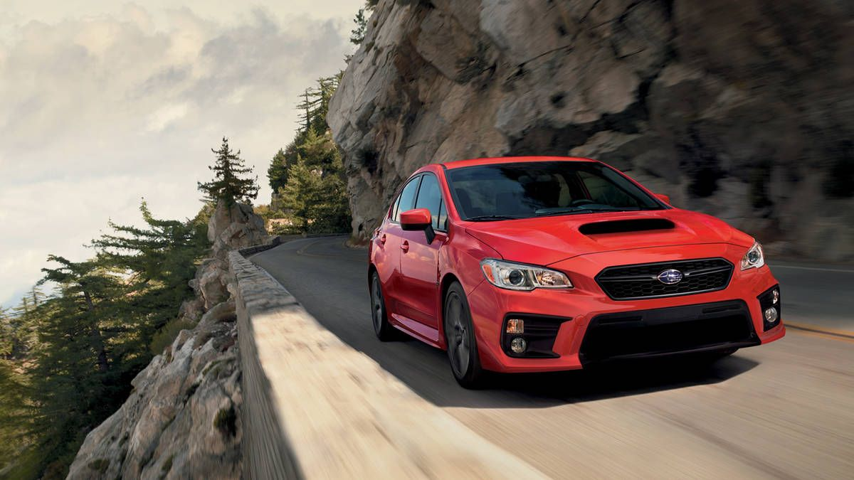 2019 Subaru WRX essentials Jumpy plaything Subaru wrx