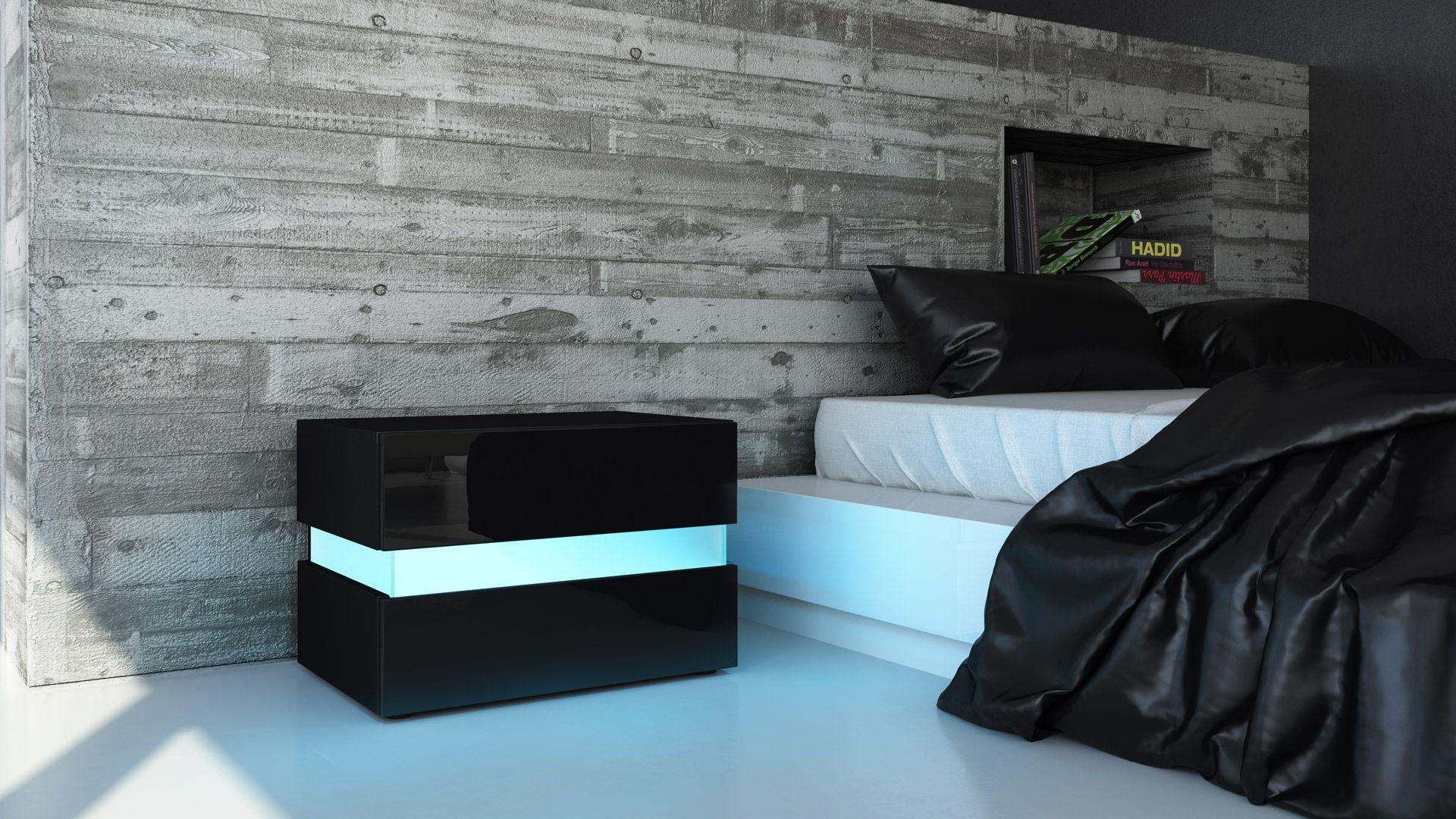 die besten 25 nachttische kommoden ideen auf pinterest nachttisch kommode nachtkommode und. Black Bedroom Furniture Sets. Home Design Ideas