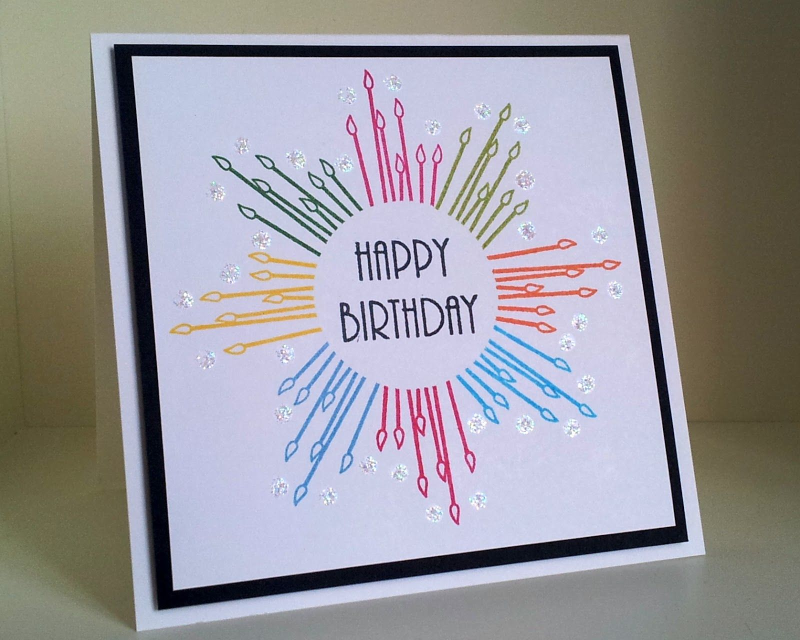 card craft birthday Buscar con Google Tarjetas – Good Ideas for Birthday Cards