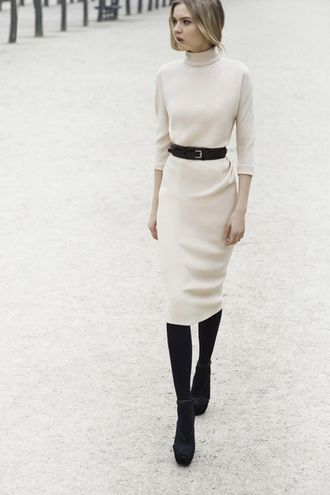 Dior. Look N° 16 / Autumn 2012 / Collection