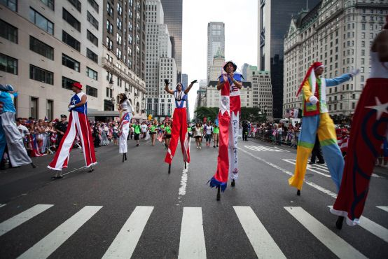National Puerto Rican Day Parade 2012