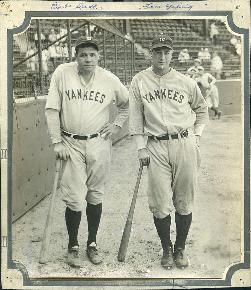 Hunt Auctions, LLC Baseball history, Vintage baseball