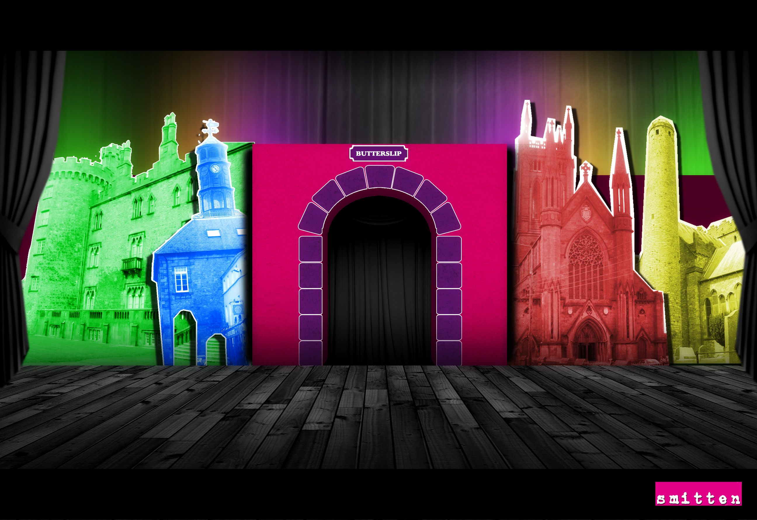 stage set designs - Google Search | Theatre and Event Set ...