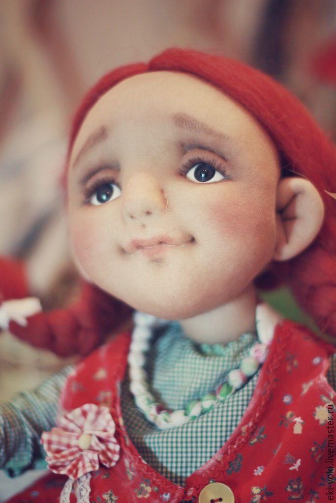 Купить Вареник - ярко-красный, день рождения, детство, девочка, натуральный…