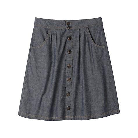Seasalt Duchy Cotton Skirt £45