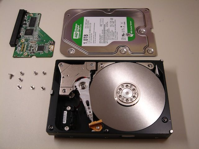 How To Recover Data When Your Hard Drive Goes Belly Up Computer