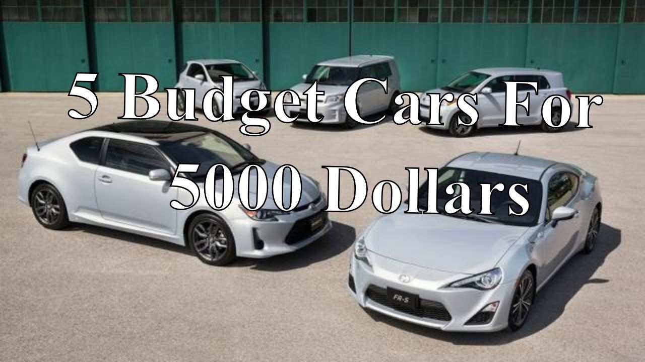 5 Cars For Under 5000 Dollars Car Budget Cars Nissan Gt