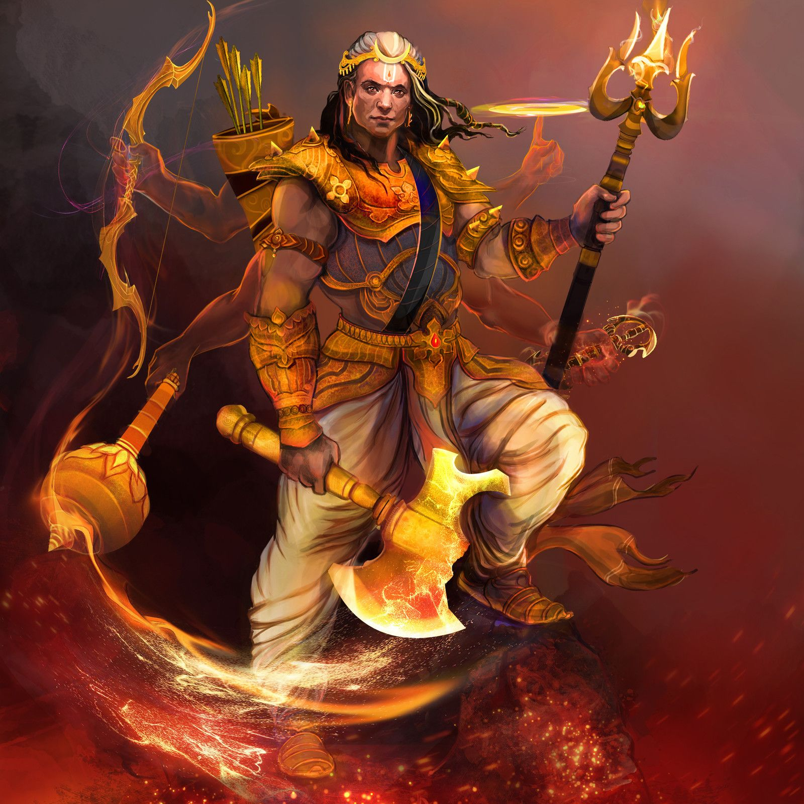 Pin by naveen k on Coconut in 2020 Mythology art