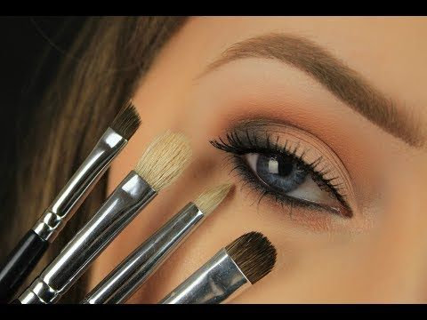 makeup brushes for beginners  their uses  eyes  youtube