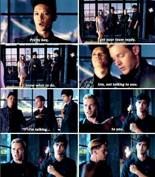 Season 1 Episode 4: Magnus, Alec, Jace