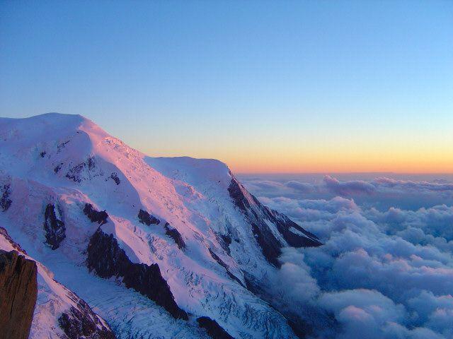 Mont Blanc Switzerland Mont Blanc Montagne Alpes