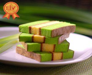 Kue Spiku Pandan Kue Lapis Kue Lezat Resep
