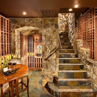 Wine Cellar Design Ideas The Wine Cellar Pinterest Cellar
