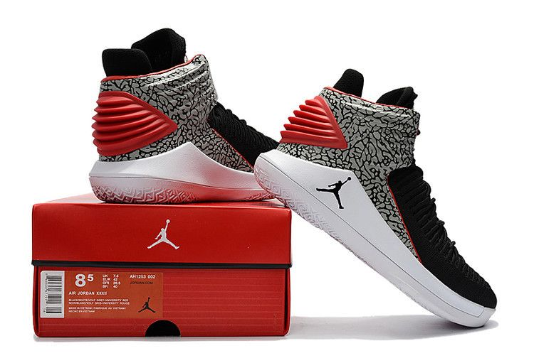 75420e5e94a9 Air Jordan XXXII Shoes 1