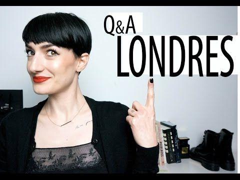 Q&A - Vos Questions sur Londres - YouTube