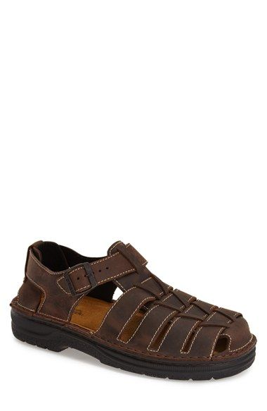 7316370b39ad Naot  Julius  Fisherman Sandal (Men)
