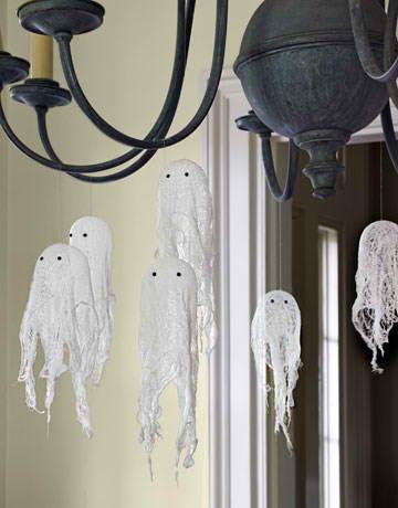 Diy Halloween Decorations Hang From The Ceiling Fan Halloween Diy Crafts Halloween Kids Homemade Halloween