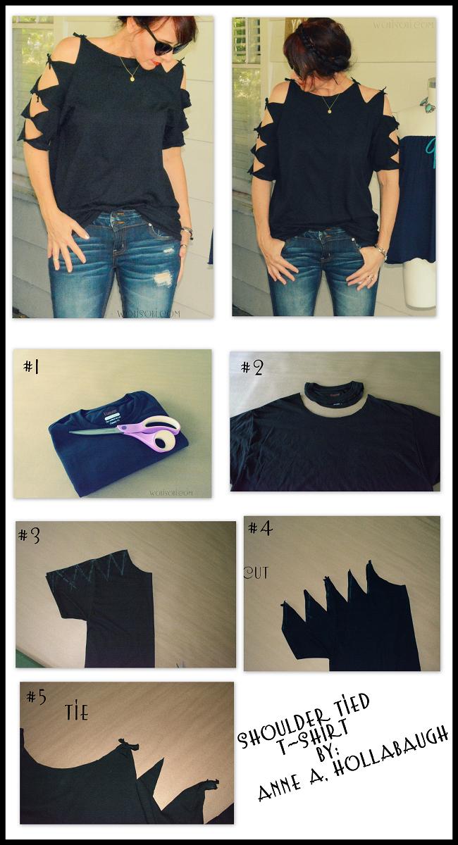 Make this easy t shirt with a pair of scissors projekty na make this easy t shirt with a pair of scissors solutioingenieria Images