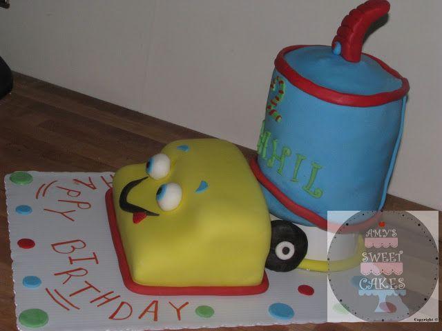 Vacuum Cleaner Cake Logans 3rd Birthday Ideas Pinterest Cake