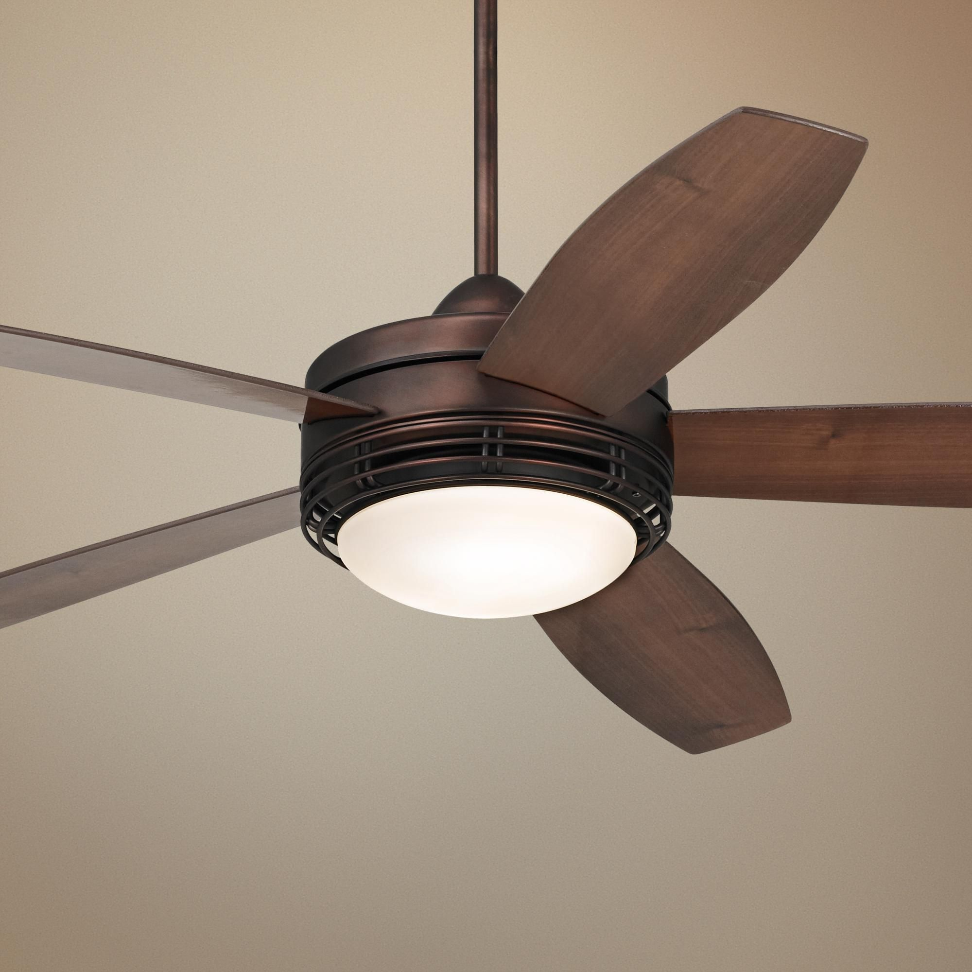 60 Inch Casa Province Led Bronze Outdoor Ceiling Fan Outdoor