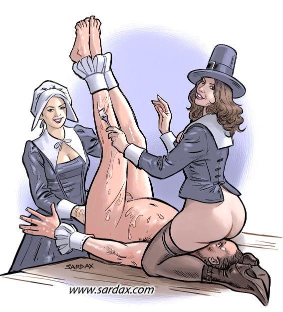 spank butt spread
