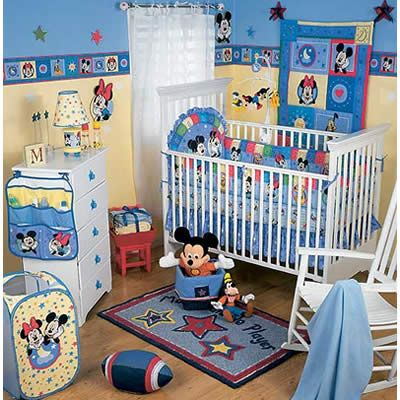 MIckey Mouse Room Habitaciones de nene Pinterest Mickey mouse