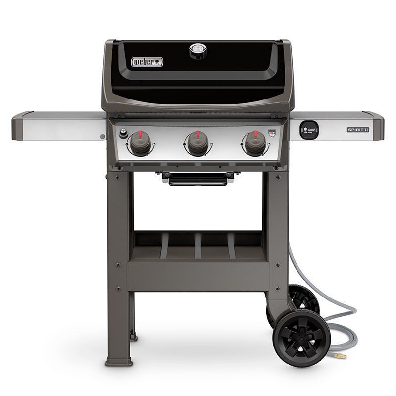Weber Spirit E 310 Ii 3 Burner Natural Gas Grill Black Pcrichard Com 49010001 Best Gas Grills Propane Gas Grill Natural Gas Grill